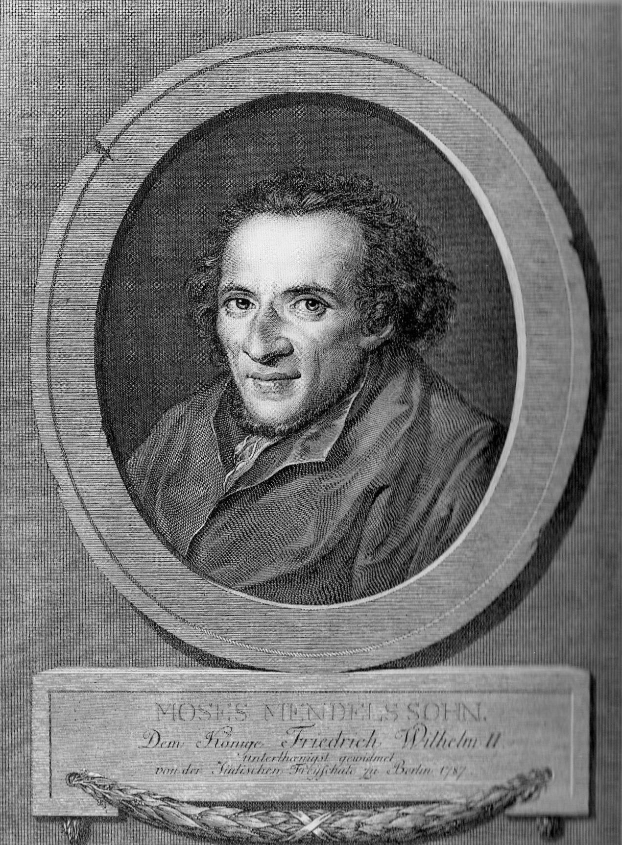 Jerusalem av Moses Mendelssohn | Ruin
